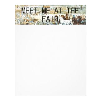 TEE County Fair Flyer