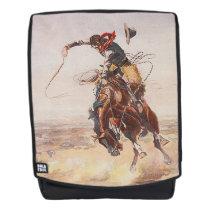 TEE Cowboy Life Backpack