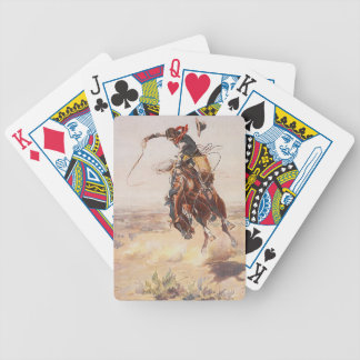 TEE Cowboy Life Bicycle Playing Cards