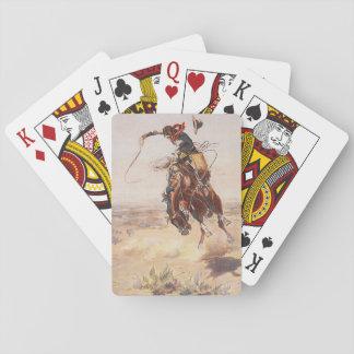 TEE Cowboy Life Card Deck
