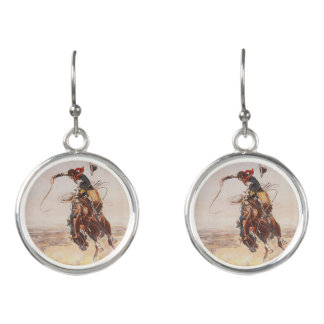 TEE Cowboy Life Earrings