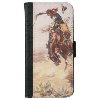 TEE Cowboy Life iPhone 6/6s Wallet Case