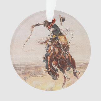 TEE Cowboy Life Ornament