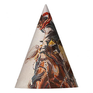 TEE Cowboy Life Party Hat