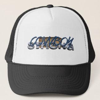 TEE Cowboy Strong Trucker Hat