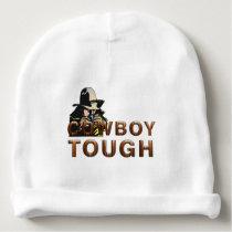 TEE Cowboy Tough Baby Beanie