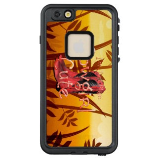 TEE Cowgirl Cute LifeProof FRĒ iPhone 6/6s Plus Case