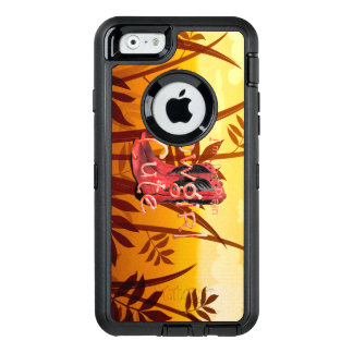 TEE Cowgirl Cute OtterBox Defender iPhone Case