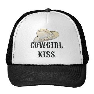 TEE Cowgirl Kiss Trucker Hat