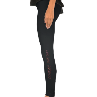 TEE Cowgirl Strong Legging Tights