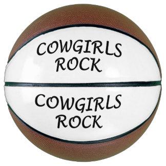 TEE Cowgirls Rock Basketball