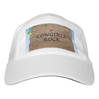 TEE Cowgirls Rock Hat
