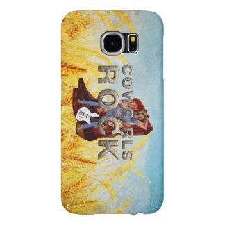 TEE Cowgirls Rock Samsung Galaxy S6 Case