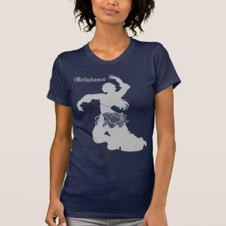 tee del iBellydance de señora Tee Shirts