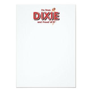 TEE Dixie Girl Card