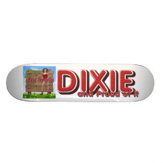 TEE Dixie Girl Skateboard Deck