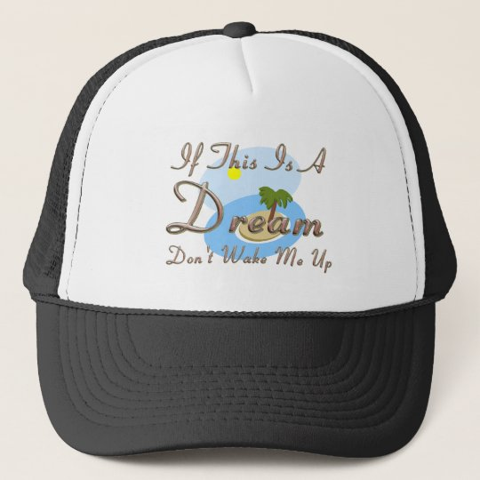 TEE Dream Island Trucker Hat