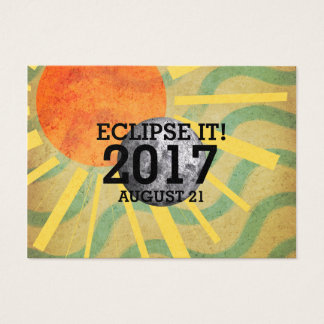 TEE Eclipse It 2017 Business Card
