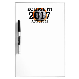 TEE Eclipse It 2017 Dry-Erase Board