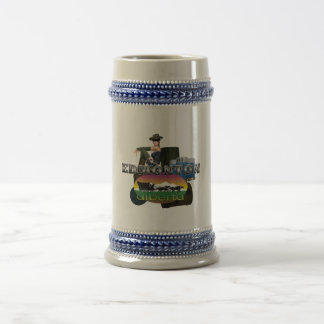 TEE Edmonton Beer Stein