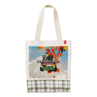 TEE Edmonton Zazzle HEART Tote Bag