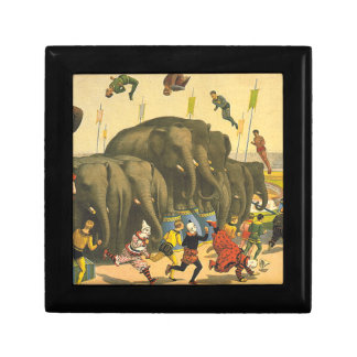 TEE Elephant Acrobats Gift Box
