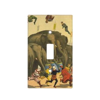 TEE Elephant Acrobats