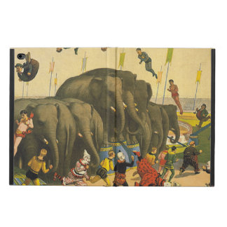 TEE Elephant Acrobats Powis iPad Air 2 Case