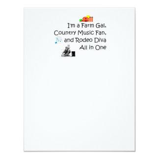 TEE Farm Diva Card