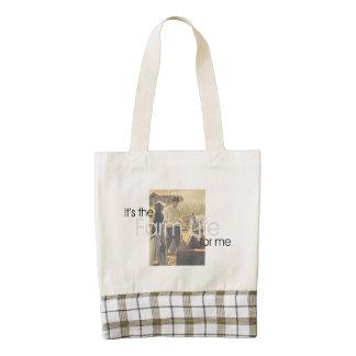 TEE Farm Life Zazzle HEART Tote Bag