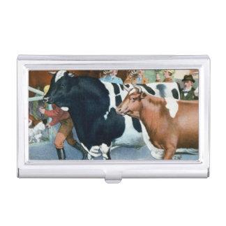 TEE Farm Show Business Card Holder
