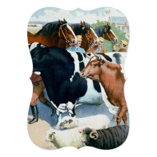 TEE Farm Show Card