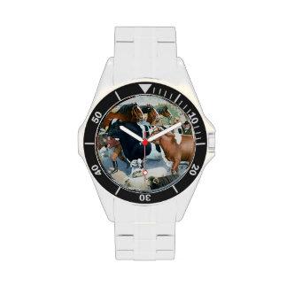 TEE Farm Show Wristwatches
