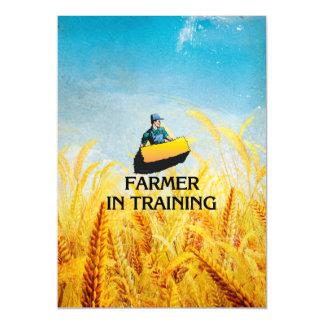 TEE Farmer in Training Magnetic Card