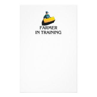 TEE Farmer in Training Custom Stationery