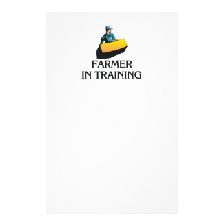 TEE Farmer in Training Stationery