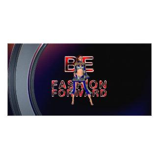 TEE Fashion Forward Photo Card