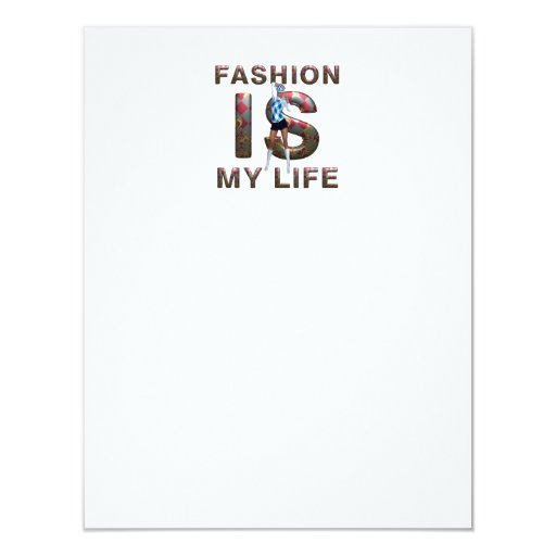 TEE Fashion Is My Life Announcement