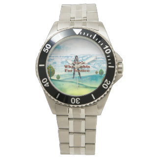TEE Female Justice Watches