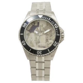TEE Fencing Wrist Watch