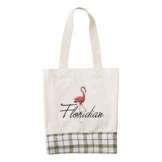 TEE Floridian Zazzle HEART Tote Bag
