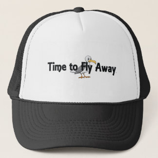 TEE Fly Away Trucker Hat