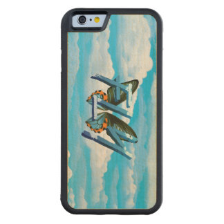 TEE Fly Carved Maple iPhone 6 Bumper Case