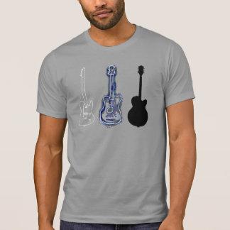 tee for the guitarman / 3 guitars