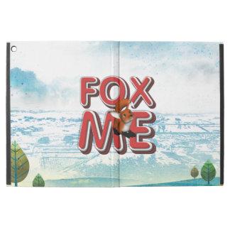 TEE Fox Me iPad Pro Case