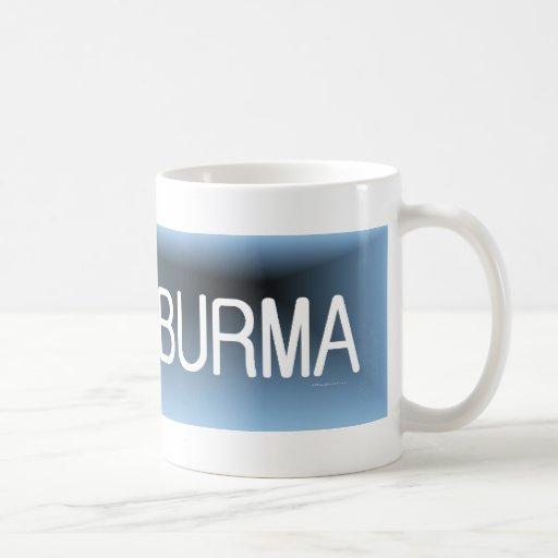 TEE Free Burma Coffee Mug