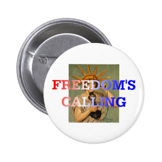 TEE Freedom's Calling Button