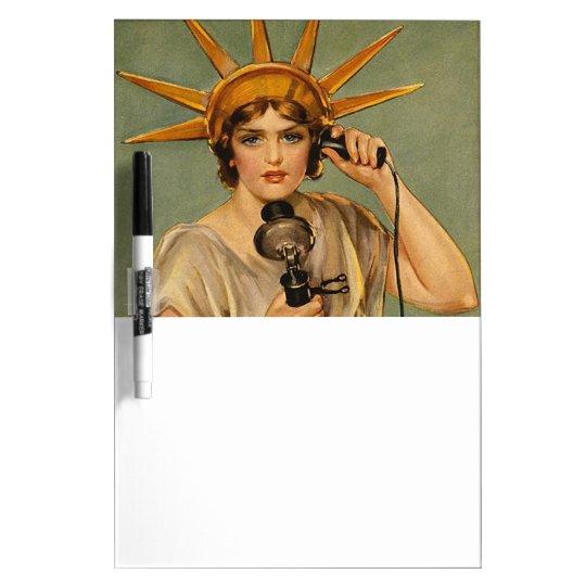 TEE Freedom's Calling Dry-Erase Board