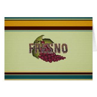 TEE Fresno Card