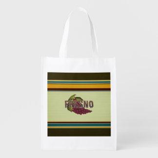 TEE Fresno Reusable Grocery Bag